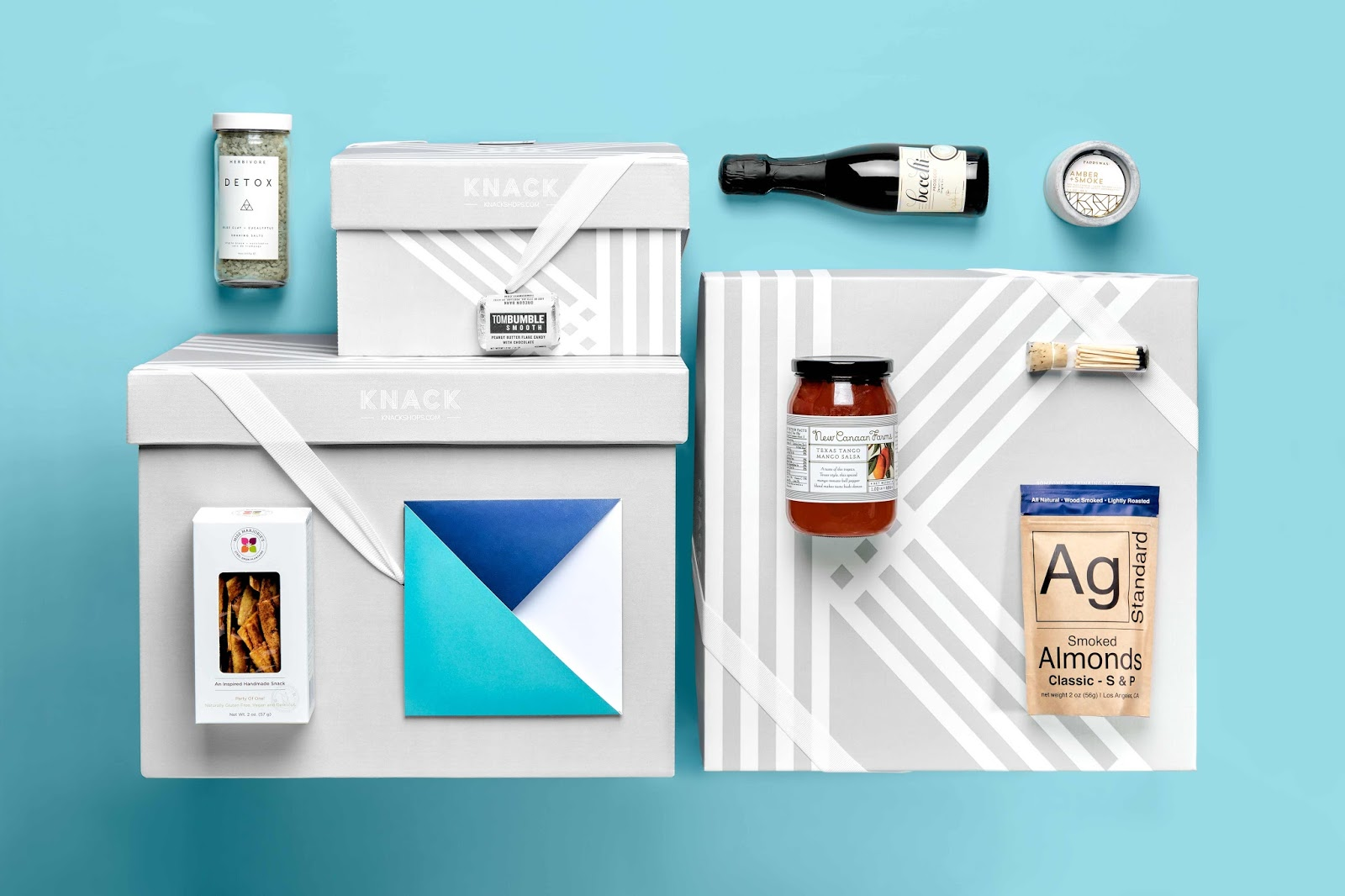 Knack the art of modern gift giving insight found for High end client gifts